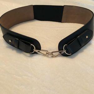 New Ann Taylor leather belt xs